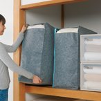 家具 収納 衣類収納 布団収納 吸湿・消臭AirJob(R)布団収納袋 お得な2個組 小 566021