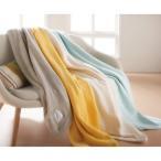 セミダブル (【三井毛織】エジプト超長綿やわらか綿毛布 掛け毛布)