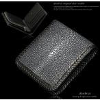 財布 二つ折り財布 革財布 ショートウォレット EI