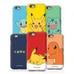 【正規品 ポケモン ケース】 iPhone アイフォン 5 5S SE 6 6S 7 / Plus Galaxy S6 SC-05G ギャラクシー S7 Edge SC-02H SCV33 Pokemon カバー