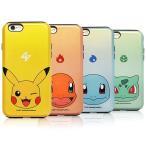 【 ポケモン パールコーティングケース 】 iPhone7 5S SE 6S / Plus ケース Galaxy S6 S7 Edge Pokemon Hard Case  ギャラクシーS6 S7 エッジ カバー ピカチュウ