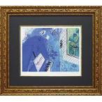 デュフィ モーツァルトに捧ぐ 名画絵画 ジグレ版画 47cm×54cm インテリア