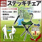 Yahoo!Earth Wingステッキチェア 椅子 いす イス チェアー  折りたたみ 杖 ステッキ チェア 折りたたみいす アウトドア キャンプ レジャー 介護用品 老人 散歩 ウォーキング
