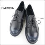 ショッピングHIGH パドローネハイスタンダードライン ダービープレーントゥシューズ 本革 靴 PADRONE HIGH STANDARD LINE DERBY PLAIN TOE SHOES