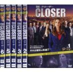 THE CLOSER クローザー 6thシーズン 1〜6 (全6枚)(全巻セットDVD)|中古DVD