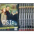 CSI:科学捜査班 シーズン10 1〜8 (全8枚)(全巻セットDVD) 中古DVD