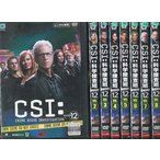 CSI:科学捜査班 シーズン12 1〜8 (全8枚)(全巻セットDVD)|中古DVD