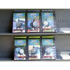 【VHS】新きかんしゃトーマス シリーズ2 1〜6 (全6巻)(全巻セットビデオ)|中古ビデオ