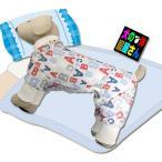 犬服 ABC柄パジャマ(小型犬・中型犬用)犬の服2点購入でメール便送料無料 ドッグウェア ロンパース ジャンプスーツ つなぎ