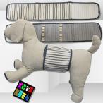 犬服 マナーベルト セピアストライプ(超小型犬から中型犬用)メール便なら送料無料 マナーバンド マナーパンツ ドッグウェア 犬の服 介護用品 2017年新作
