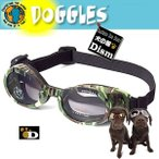 ドグルズ ミリタリールック(カモフラージュ)Doggles ILS(犬用ゴーグル・サングラス)正規品 ドグルス