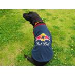 犬服 Red Bull(レッドブル) タンクトップ(大型犬用)ドッグウェア 犬の服2点購入でメール便送料無料