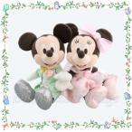 Yahoo!ディズニーストアブリッジミッキー ミニー ウェルカムドール カラードレス ディズニーリゾート限定 ウェディング ぬいぐるみ ペア ブライダル 結婚祝い プレゼント セット 結婚式