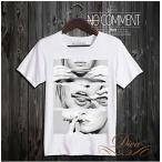 ノーコメントパリ Tシャツ ノーコメント 半袖 ノーコメ NO COMMENT PARIS /ASOS好きにおすすめ/Tシャツ/マリファナ/大麻/ホワイト