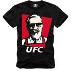 Tシャツ E1SYNDICATE(イーワンシジケート)コナー・マクレガー ケンタッキー Tシャツ