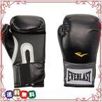 Everlast プロスタイル トレーニングボクシンググローブ ブラック 14 oz [並行輸入品]
