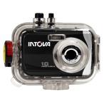 カメラ:3m防水 付属ハウジング:水深42mまで。 1600万画素、F2.8の明るいレンズ、高解像度...