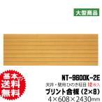 ショッピングプリント 天井・壁用プリント合板 12枚入 NT-9600(B品)