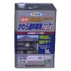 アサヒペン かわら塗料専用シーラー 透明(クリヤ) 14L