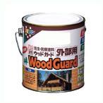 アサヒペン 油性ウッドガード外部用 ウォルナット11 0.7L