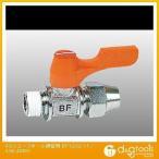 アソー ASOHエースボールフレアージョイント型PT1/4XΦ6.35 BF1202