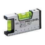 アカツキ/KOD 箱型アルミレベル(プロレベル・水平器) 300mm L-270 1