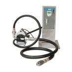 アクアシステム 計量機付電動ポンプホースセット(オイル) 380 x 530 x 330 mm POD-EVH-100