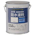 アトムサポート 水性防水塗料専用中塗り ホワイト 4kg 00001-23011