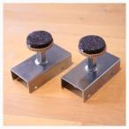 DIYツールオリジナル 2×4材用 柱が立てられる突っ張り金具セット    2 組入