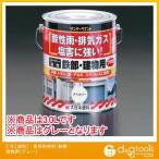 エスコ 3.0L[油性]多目的塗料/鉄部・建物用[グレー] EA942EC-33
