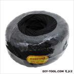 藤原産業 棕梠縄玉巻 黒 3X500