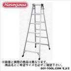 長谷川工業 はしご兼用脚立 天板トレイ付 天板高さ1.99m  RC2.0-21
