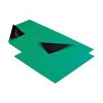 ホーザン HOZAN導電性カラーマットグリーン F-705