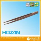 ホーザン HOZANESD竹ピンセット導電性竹ピンセット150mm P-863-150 1
