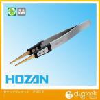 ホーザン HOZAN竹チップピンセット P-855-B 0