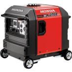 HONDA 防音型インバーター発電機2.8kVA(交流/直流)セル付/車輪付 700 x 530 x 740 mm EU28IS1JNA3 1台