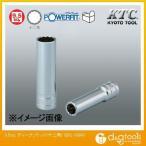 KTC KTC9.5sq.ディープソケット(十二角)8mm B3L-08W