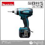 マキタ 充電式 4モードインパクトドライバー (付属品)バッテリBL1430X2本・ 充電器DC18RC 青  TP131DRFX