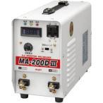 マイト工業 直流インバーターアーク溶接機   MA200D3 1 台