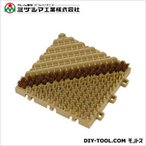 ミヅシマ工業 ブラシマットA ベージュ 402-172 0