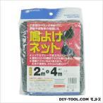 日本マタイ 鳩よけネット グレー 2m×4m