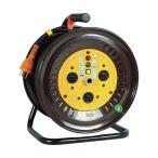 日動工業 電工ドラム 三相200Vドラム アース付 20m (×1台)   NDE32020A