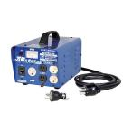 日動 変圧器昇圧降圧自在型万能トランサー3KVA FTBO-300 パンコンテナ 工事用品 コードリール・延長コード 変圧器(トランス)