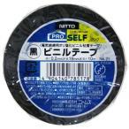 ニトムズ ビニールテープNo21 黒 19mm×10m J2517 1巻