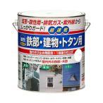 ニッペホーム 油性鉄部・建物・トタン用 青 3.2L  11