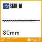 starm(スターエム) ハウス用アースドリルA:単溝型 30mm 31A-300