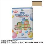 ショッピングシリコン エスケー化研 水性セラミシリコン 標準色(全艶有り)  16kg SR-406