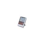 シンワ測定 デジタル温湿度計 B 最高最低 ソーラーパネル  72989
