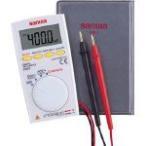 SANWA ポケット型デジタルマルチメータ 210 x 126 x 24 mm PM3 0