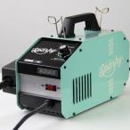 ノンガス半自動溶接機 DIY FACTORY sparky スパーキー  スターターセット ライトブルー  SPK-80b